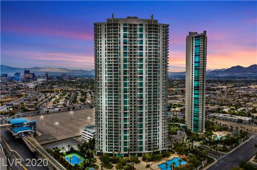 Photo of 322 Karen Avenue #2607, Las Vegas, NV 89109 (MLS # 2235181)
