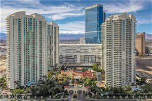 Photo of 2777 PARADISE Road #301, Las Vegas, NV 89109 (MLS # 2113183)
