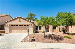 Photo of 190 GOLDEN CROWN Avenue, Henderson, NV 89002 (MLS # 2114183)