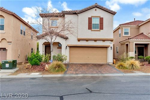 Photo of 221 Walkinshaw, Las Vegas, NV 89148 (MLS # 2181183)