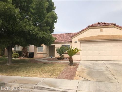 Photo of 2510 GARDENIA FLOWER Avenue, North Las Vegas, NV 89031 (MLS # 2232183)