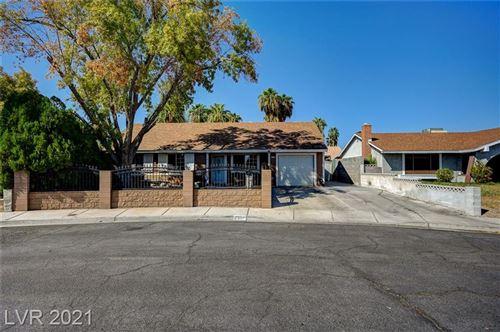 Photo of 5620 Blossom View Avenue, Las Vegas, NV 89142 (MLS # 2333183)