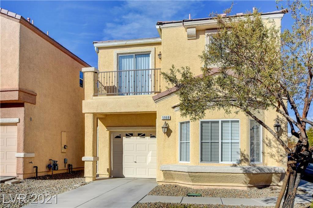 Photo of 5968 Salinas Canyon Avenue, Las Vegas, NV 89139 (MLS # 2262184)