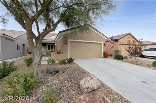 Photo of 2404 Mourning Warbler Avenue, North Las Vegas, NV 89084 (MLS # 2249185)