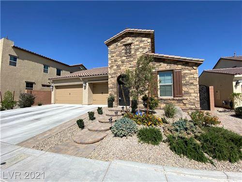 Photo of 6508 Towerstone Street, North Las Vegas, NV 89084 (MLS # 2295185)