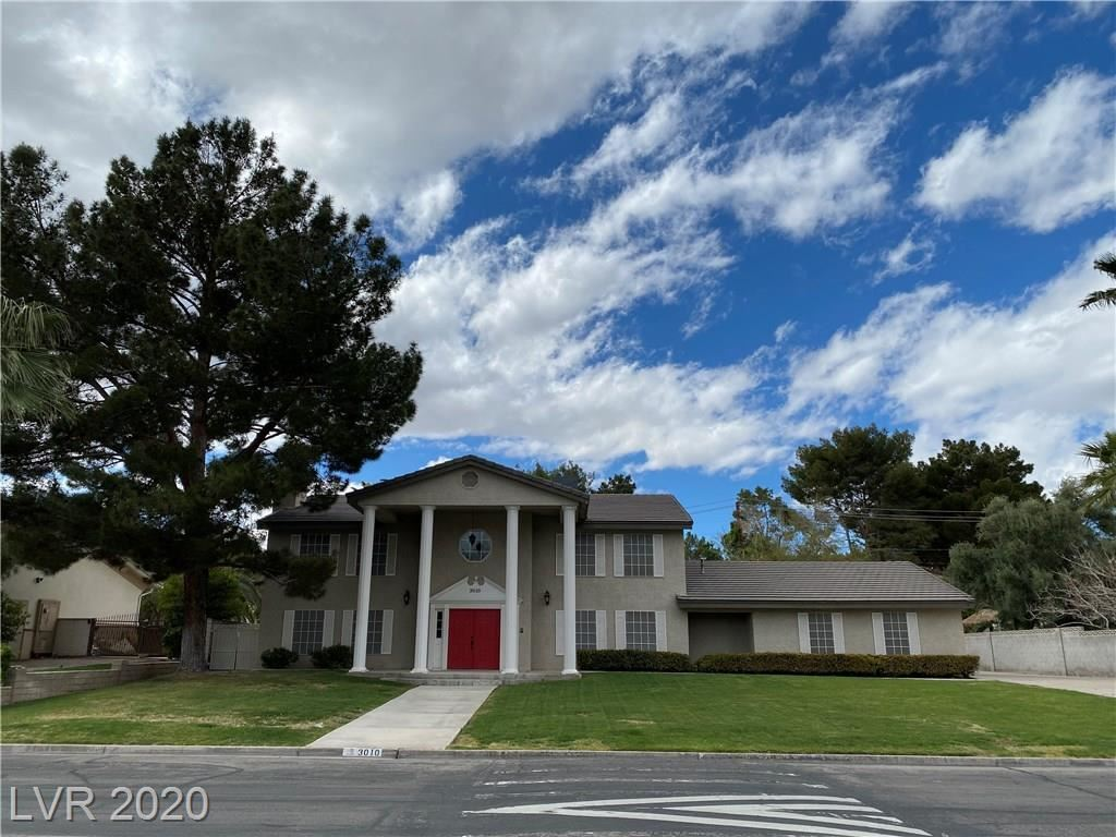 Photo of 3010 La Mesa, Henderson, NV 89014 (MLS # 2184185)