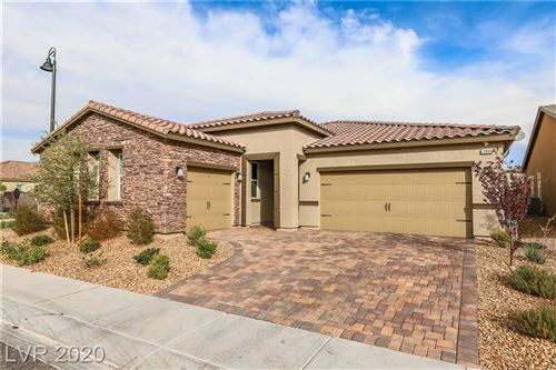 Photo of 2846 Santa Caterina Drive, Henderson, NV 89044 (MLS # 2248186)