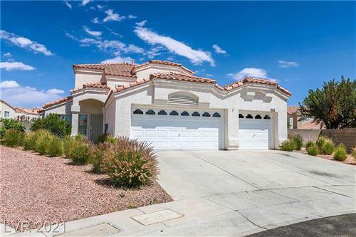 Photo of 4840 Villa Elisa Circle, North Las Vegas, NV 89031 (MLS # 2287186)