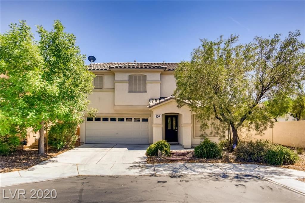 Photo of 107 North Country Greens Ave Avenue, Las Vegas, NV 89148 (MLS # 2168186)