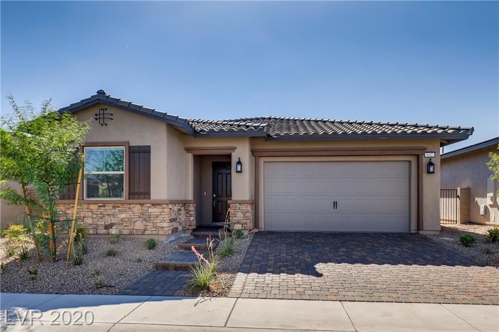Photo of 632 LONGFEATHER Street, Henderson, NV 89011 (MLS # 2213186)