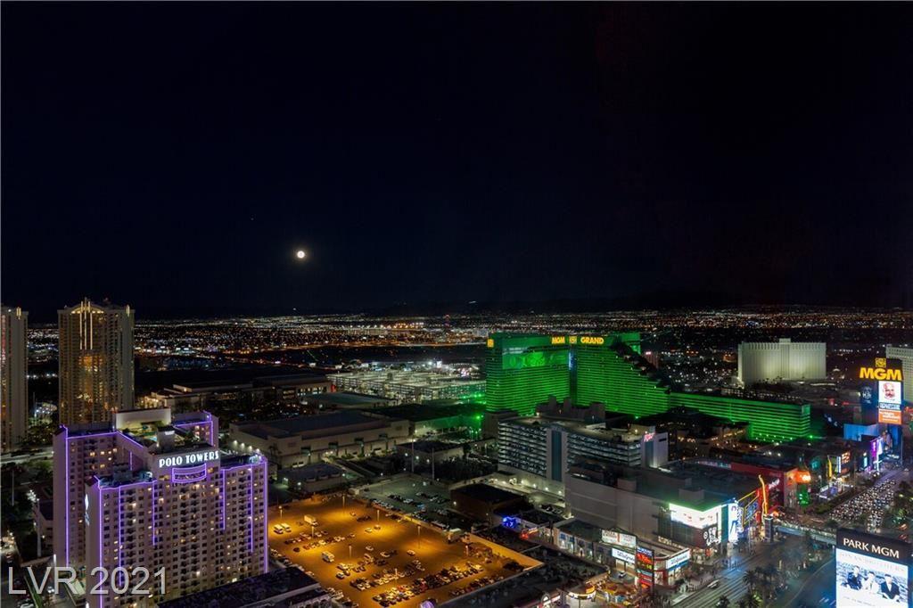 Photo of 3722 Las Vegas Boulevard #3402, Las Vegas, NV 89158 (MLS # 2327186)