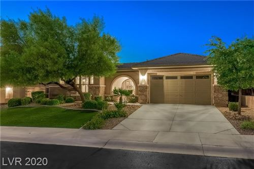 Photo of 2164 Pont National Drive, Henderson, NV 89044 (MLS # 2241187)
