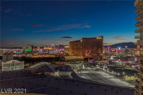 Photo of 2857 Paradise Road #3104, Las Vegas, NV 89109 (MLS # 2266187)
