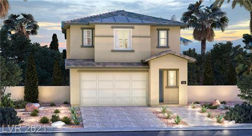 Photo of 12421 Harbor Isle Avenue, Las Vegas, NV 89138 (MLS # 2345187)