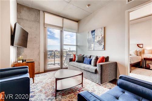 Photo of 353 BONNEVILLE Avenue #533, Las Vegas, NV 89101 (MLS # 2251188)
