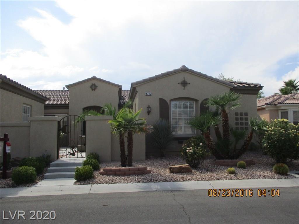 Photo of 4735 Bersaglio Street, Las Vegas, NV 89135 (MLS # 2224190)