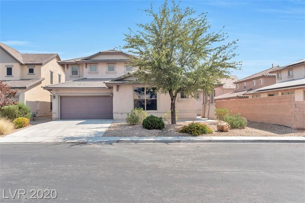 Photo of 2813 White Peaks Avenue, North Las Vegas, NV 89081 (MLS # 2229190)