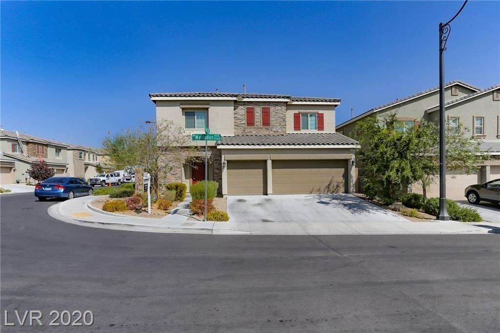 Photo of 9162 Mastodon Avenue, Las Vegas, NV 89149 (MLS # 2233190)