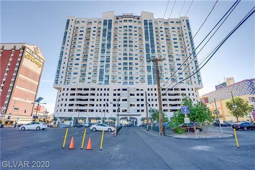 Photo of 150 LAS VEGAS Boulevard #1115, Las Vegas, NV 89101 (MLS # 2142191)