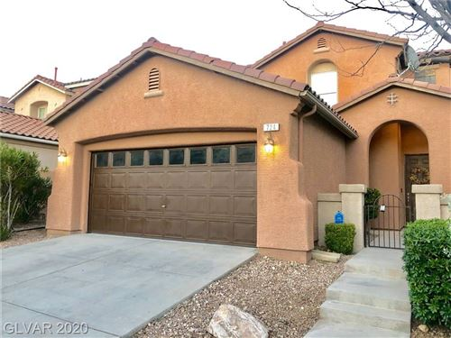 Photo of 724 ANACAPRI Street, Las Vegas, NV 89138 (MLS # 2168191)