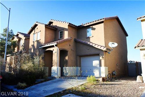 Photo of 4780 GOLDEN SHIMMER Avenue, Las Vegas, NV 89139 (MLS # 2161193)