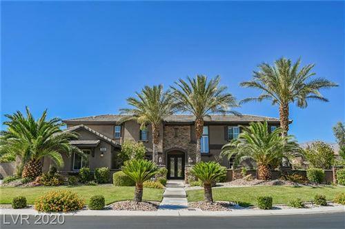 Photo of 7000 Via Locanda Avenue, Las Vegas, NV 89131 (MLS # 2210193)