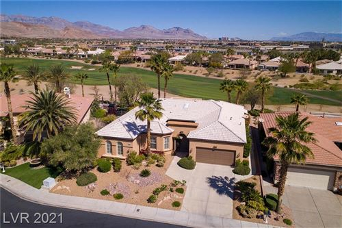 Photo of 10630 Mandarino Avenue, Las Vegas, NV 89135 (MLS # 2289193)
