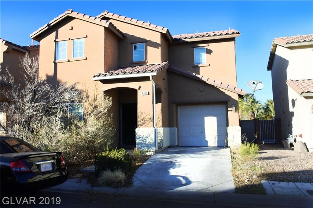 Photo of 4780 GOLDEN SHIMMER Avenue, Las Vegas, NV 89139 (MLS # 2161193)