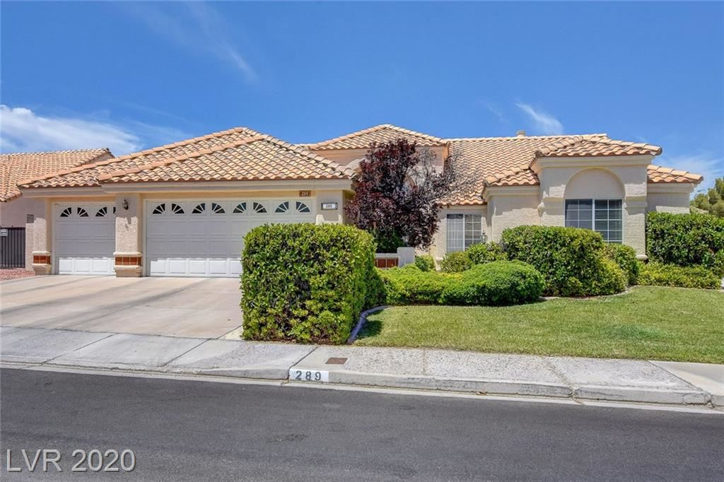 Photo of 289 Willow Grove Circle, Henderson, NV 89014 (MLS # 2212193)