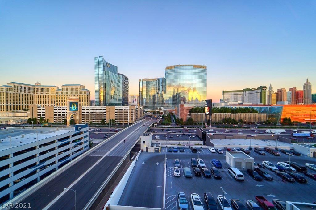 Photo of 4525 Dean Martin Drive #1001, Las Vegas, NV 89103 (MLS # 2336193)