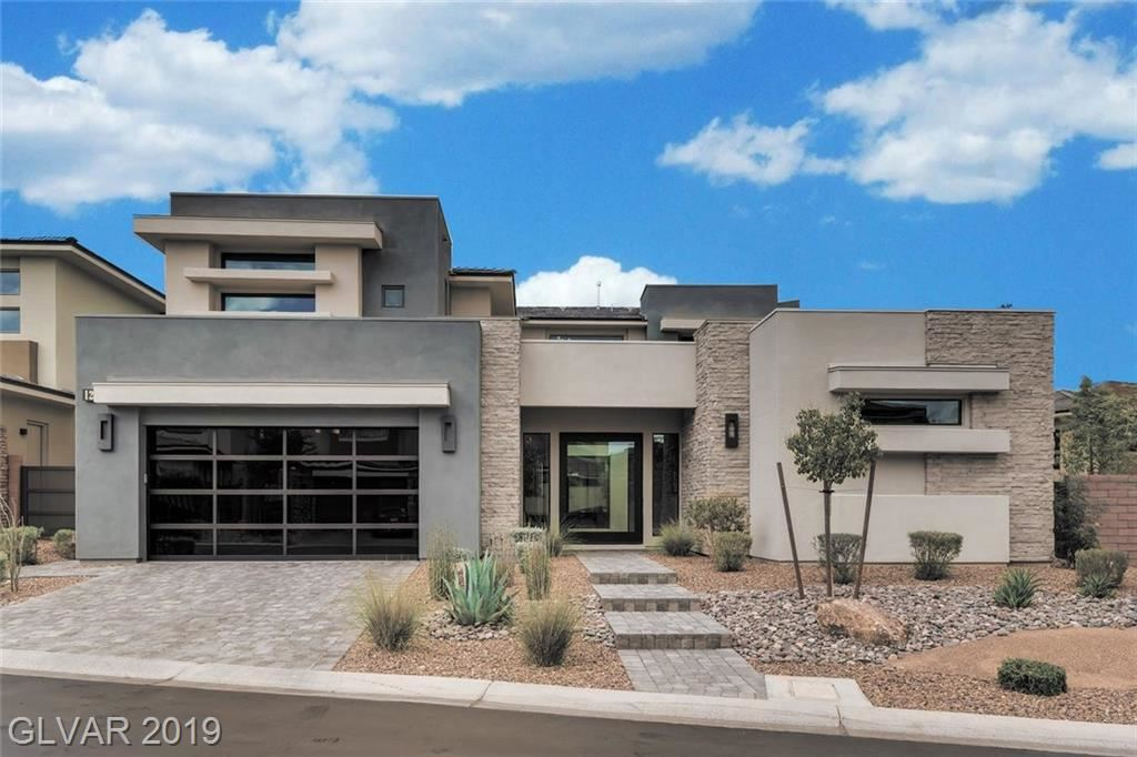 Photo for 12 OLIVE RIDGE Drive, Las Vegas, NV 89135 (MLS # 2124194)