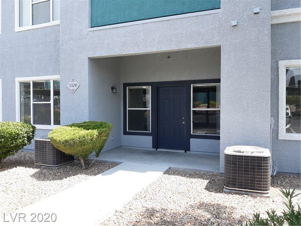 Photo of 6955 Durango Drive #1106, Las Vegas, NV 89149 (MLS # 2226194)