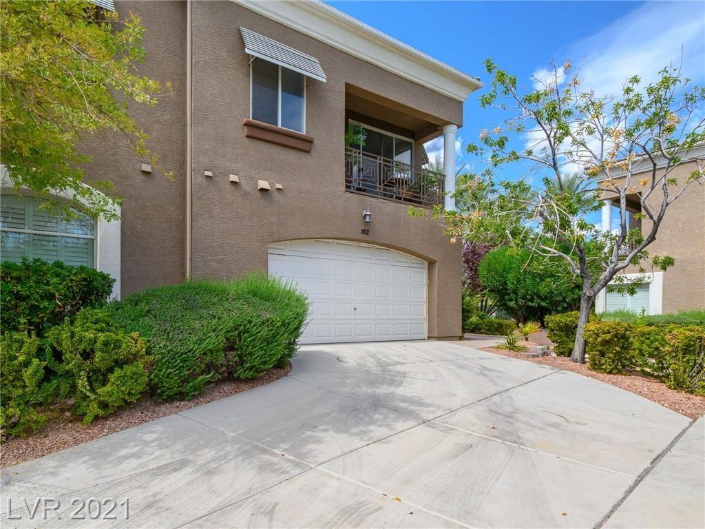 Photo of 1405 San Juan Hills Drive #102, Las Vegas, NV 89134 (MLS # 2333194)