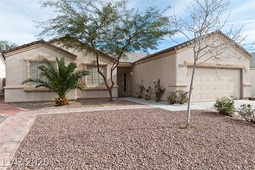 Photo of 6134 GLAMOROUS Court, North Las Vegas, NV 89031 (MLS # 2208195)