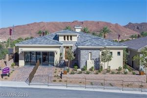 Photo of 7 PORTO MALAGA Street, Henderson, NV 89011 (MLS # 2142196)