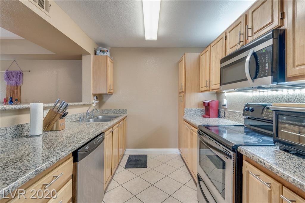 Photo of 5055 West Hacienda Avenue #1119, Las Vegas, NV 89118 (MLS # 2201196)