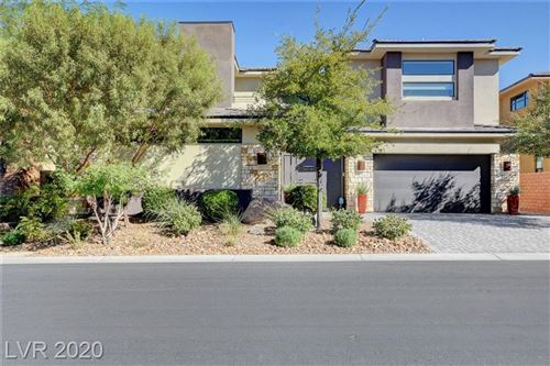 Photo of 54 Grey Feather Drive, Las Vegas, NV 89135 (MLS # 2238197)