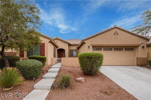 Photo of 4065 Narada Falls Avenue, North Las Vegas, NV 89085 (MLS # 2250197)