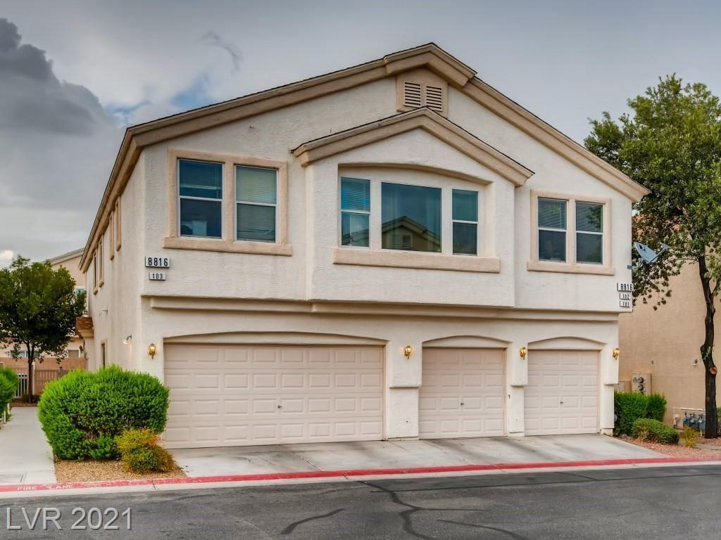 8816 Roping Rodeo Avenue #103, Las Vegas, NV 89178 - MLS#: 2319197