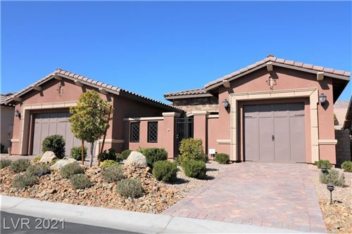 Photo of 253 Besame Court, Las Vegas, NV 89138 (MLS # 2288198)