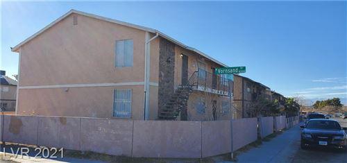 Photo of 4775 Lucite Lane, Las Vegas, NV 89115 (MLS # 2292198)