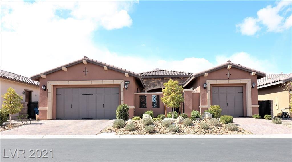 Photo of 253 Besame Court, Las Vegas, NV 89138 (MLS # 2288198)