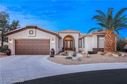 Photo of 4964 Pensier Street, Las Vegas, NV 89135 (MLS # 2237199)