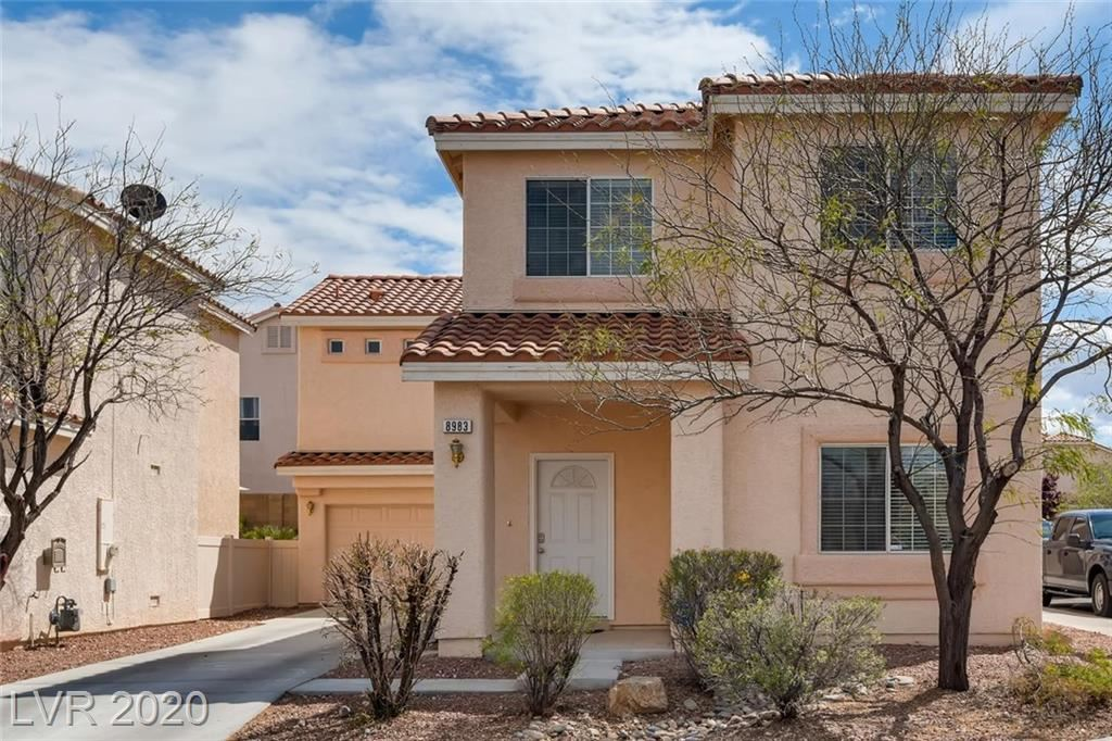 Photo of 8983 Tom Noon Avenue, Las Vegas, NV 89178 (MLS # 2194200)