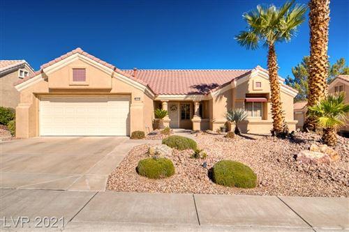 Photo of 9216 Yucca Blossom Drive, Las Vegas, NV 89134 (MLS # 2344201)