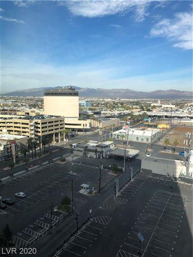 Photo of 150 Las Vegas Boulevard #1218, Las Vegas, NV 89101 (MLS # 2213202)