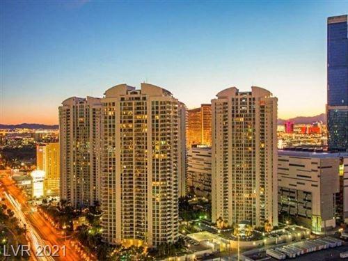 Photo of 2777 Paradise Road #3505, Las Vegas, NV 89109 (MLS # 2303203)