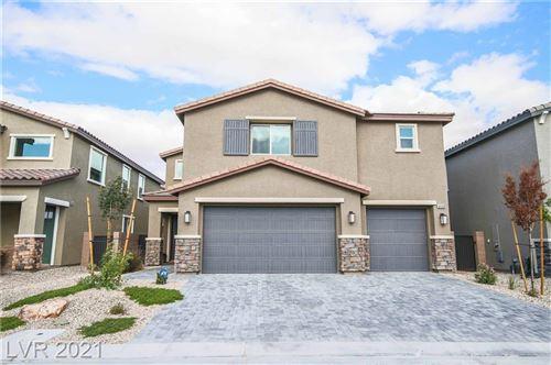 Photo of 4148 Campriani Avenue, North Las Vegas, NV 89084 (MLS # 2343203)