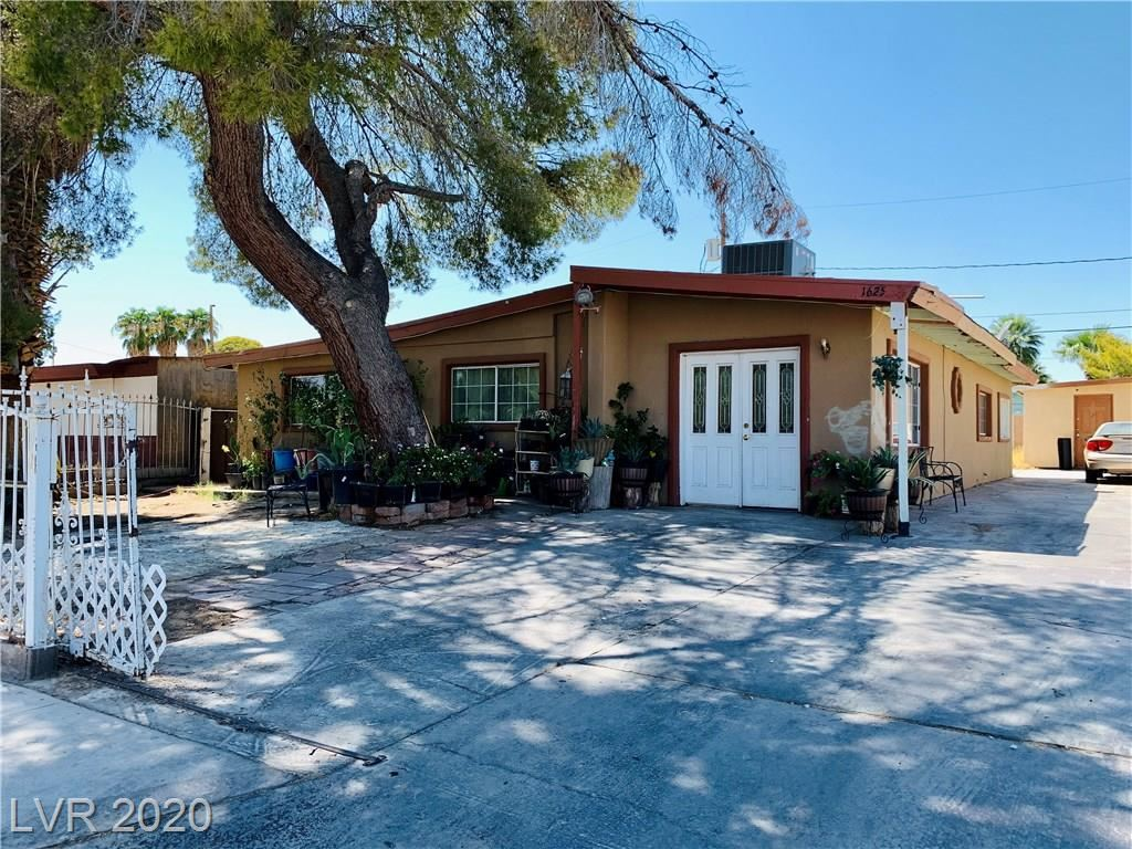 Photo of 1625 Patricia Street, North Las Vegas, NV 89030 (MLS # 2226203)