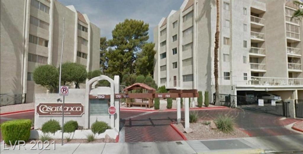 Photo of 725 Royal Crest Circle #214, Las Vegas, NV 89169 (MLS # 2262203)